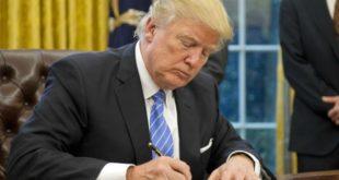 Trump hará oficial el acuerdo en principio del TLCAN