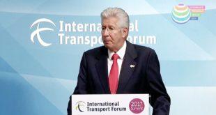 México presidió este año el Foro Internacional de Transporte