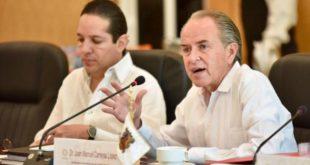 Empresarios reconocen labor del gobernador de SLP