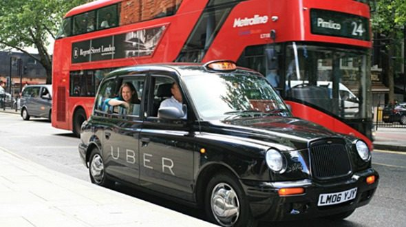 Cero y van dos: Uber se queda de nuevo sin licencia para operar en Londres