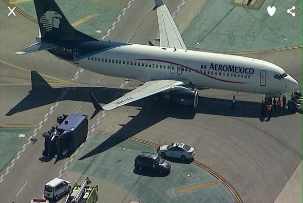 En riesgo de quiebra si se cumplen demandas de pilotos: Aeroméxico, industria aérea