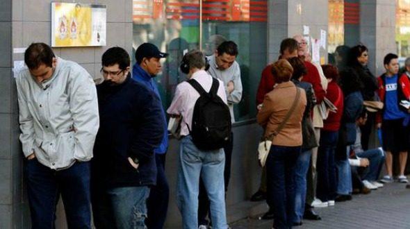 En México hay 1.832 millones de desempleados, señala la OCDE, empleos