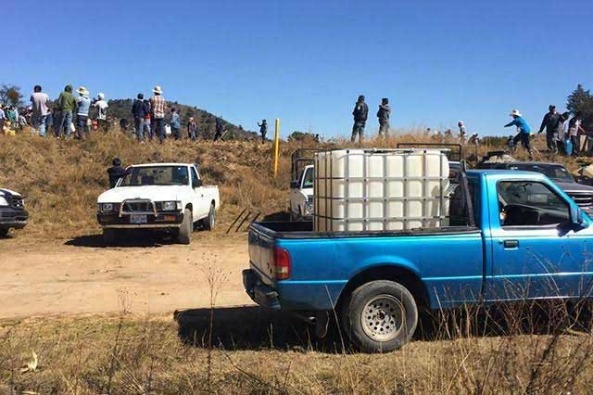 Pemex y Puebla reforzaron acciones contra el huachicoleo, combustible