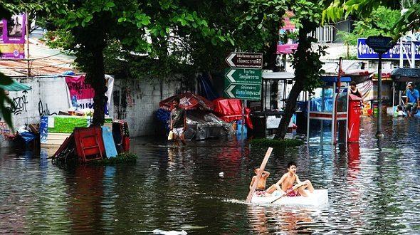 lluvias, inundación