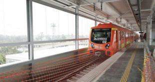 Mancera acusa que SCT no ha entregado los recursos para ampliación de línea 12 del metro