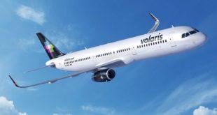 Crece 14.1% tráfico aéreo de Volaris en junio