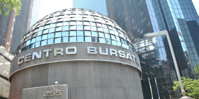Bolsa Mexicana y de EU operan en números mixtos