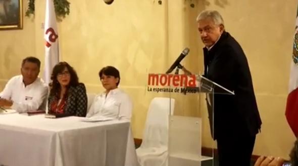 Improcedente medida cautelar solicitada por Morena contra Meade: INE