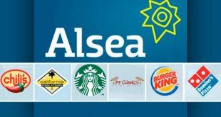 Energía eólica impulsa ganancias de Alsea en 2T18