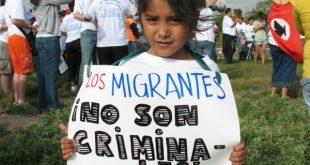 Se deslinda EU del destino de los niños migrantes