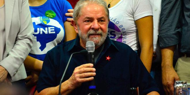 Rechazan en Brasil último recurso de Lula Da Silva