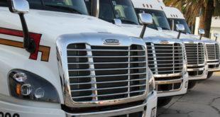Ventas de camiones pesados bajan 2.2 por ciento en enero: AMDA