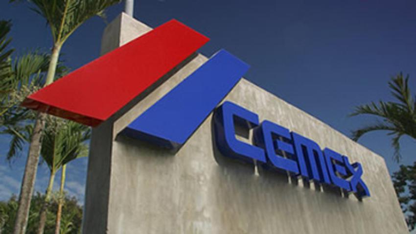 Cemex aumentará participación en empresa de EU
