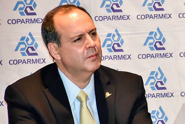 NAICM no es el tema más importante de la agenda nacional: Coparmex