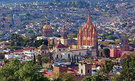 Dan inicio a la primera ruta de turismo religioso y cultural en México