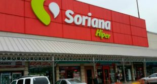 Soriana logra ingresos por 153,637 mdp en 2017