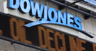 Dow Jones marca segundo cierre histórico en una semana; supera los 27,000