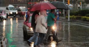 ¡No olvides el paraguas! Prevén lloviznas en el Valle de México