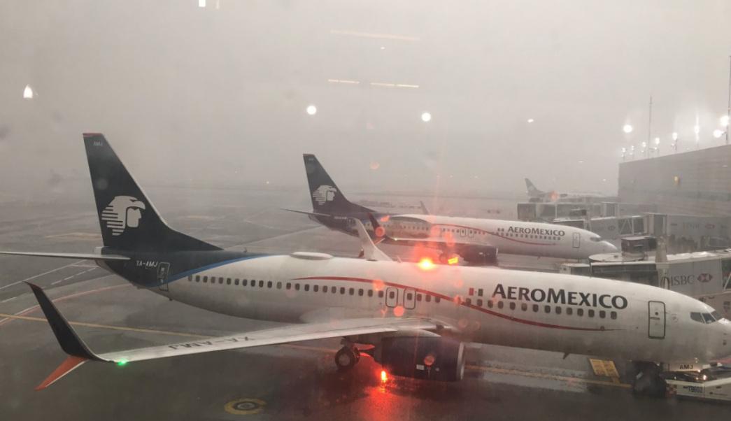 Aeroméxico suspenderá rutas y reducirá flota por entorno complicado