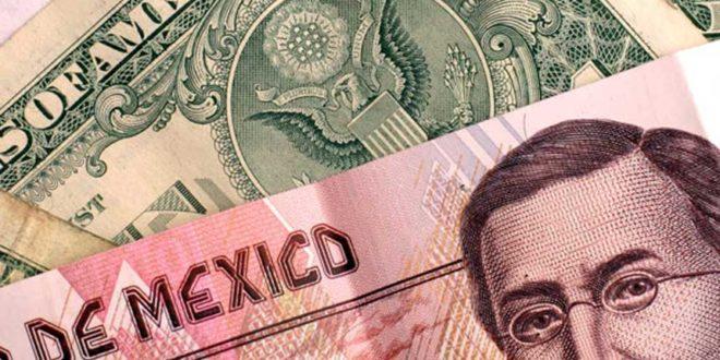 El peso sigue continúa teñido de rojo frente al dólar, Arturo Herrera