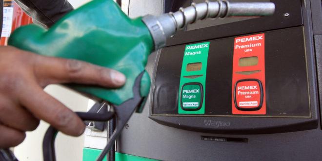 Gasolina Prémium seguirá sin estímulo fiscal por sexta semana consecutiva