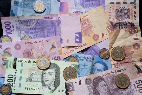 peso, dolar, credito