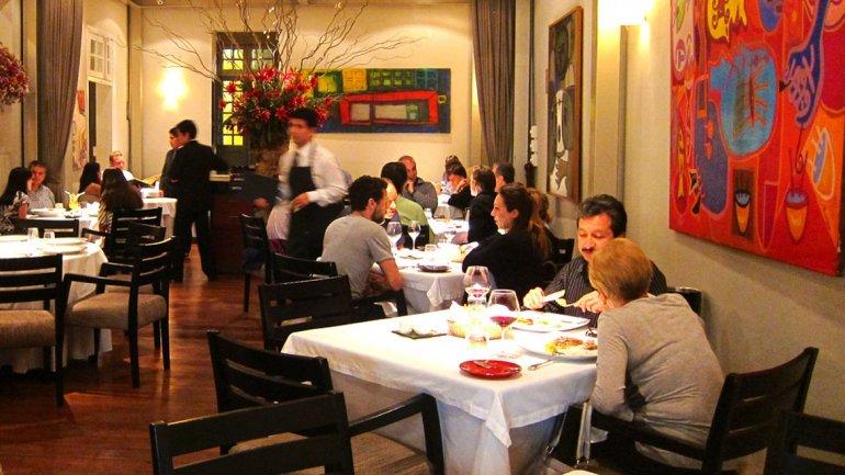 empleo, restaurantes