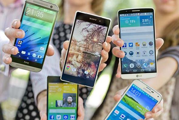 Mercado de smartphones en México crece 3.8% al 2T19