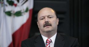 Ex gobernador de Chihuahua, César Duarte