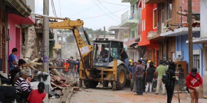 Se reconstruyen más de 3 mil viviendas con fideicomiso Fuerza México