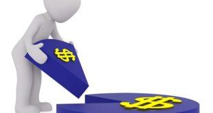 dinero, separación, apartado, organización