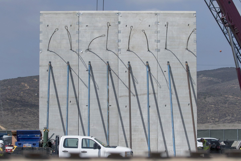 muro, frontera