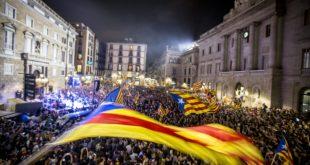 Éxodo de empresas de Cataluña