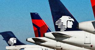 Alistan huelga pilotos de Aeroméxico por violaciones al contrato de trabajo