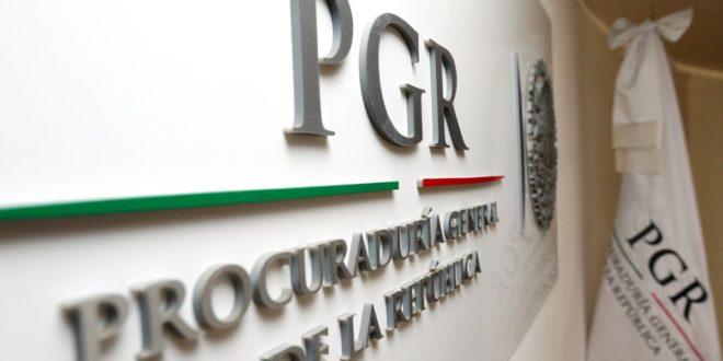PGR obtiene vinculación contra 9 personas por robo de hidrocarburo