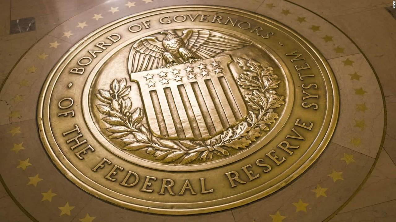 La FED Reserva Federal anticipa aumento de tasa de interés ante mayor crecimiento económico, coronavirus