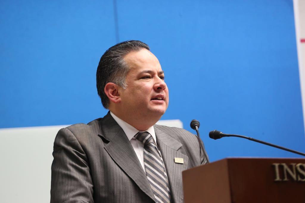 Santiago Nieto, UIF, Lozoya