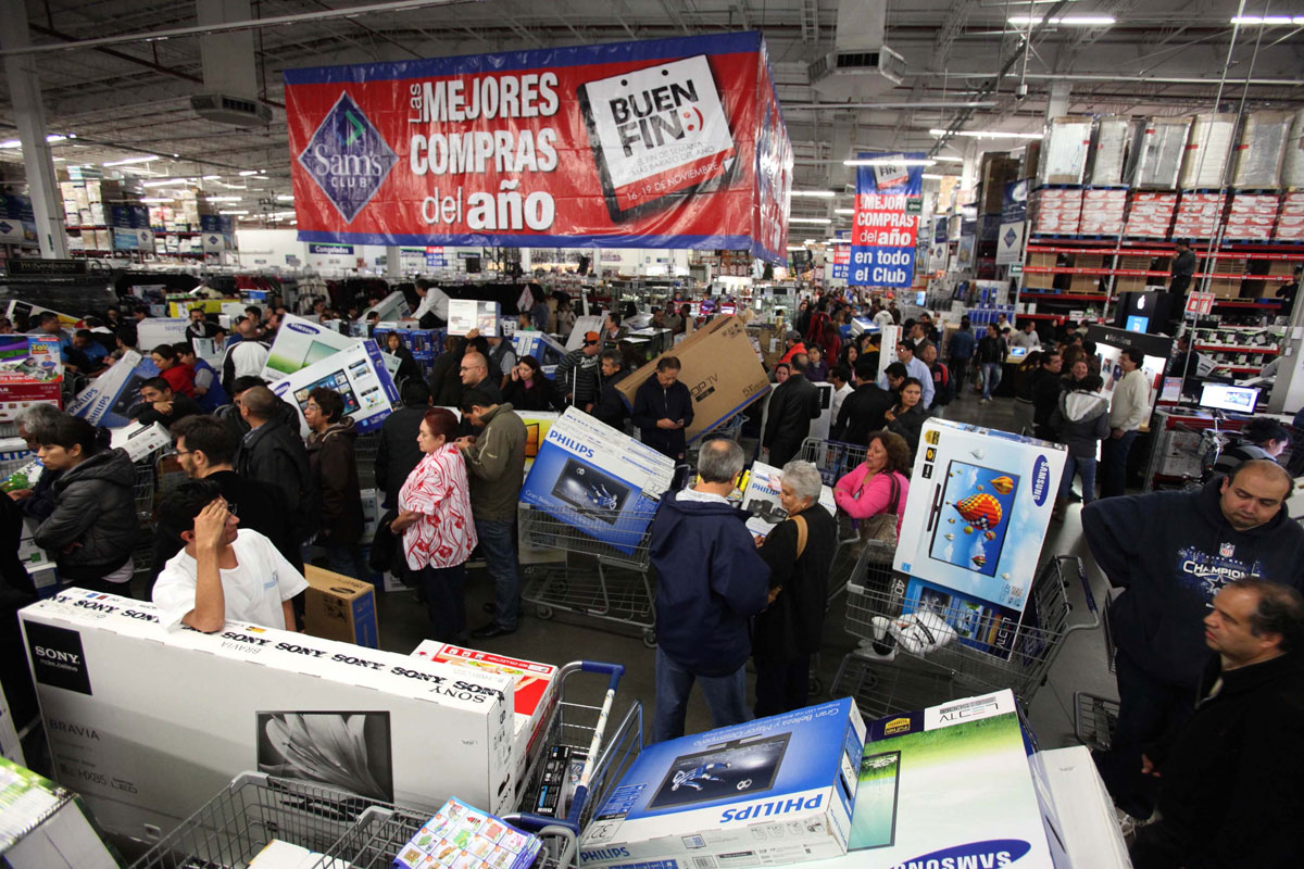 Walmart se lleva el 'premio' por más reclamos durante el Buen Fin: Profeco