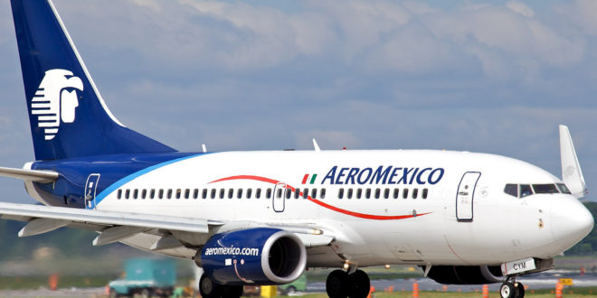 Aeroméxico, tráfico