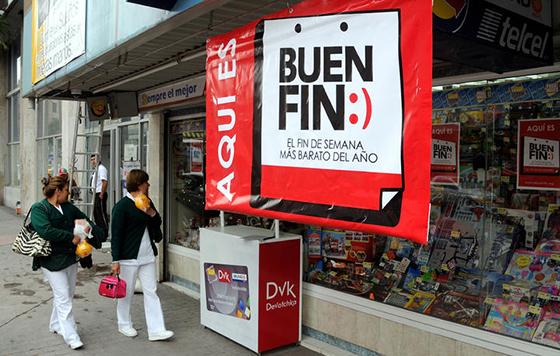 Buen Fin eleva 109% el número de compradores