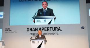 Inauguran centro de entrenamiento de BMW en SLP