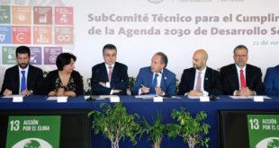Ven a SLP como ejemplo a nivel nacional en la agenda 2030