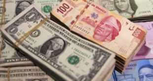 """""""Fiebre turca"""" pega nuevamente al peso"""