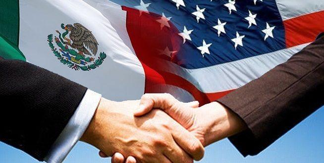 Destaca la SCT la relación bilateral con Estados Unidos