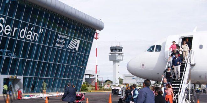 ASA: creció 16.8% tráfico de pasajeros en enero