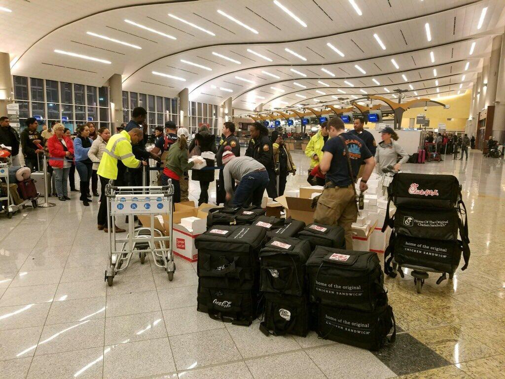 Apagón en Aeropuerto de Atlanta afectó más de 1,000 vuelos • Marco ...