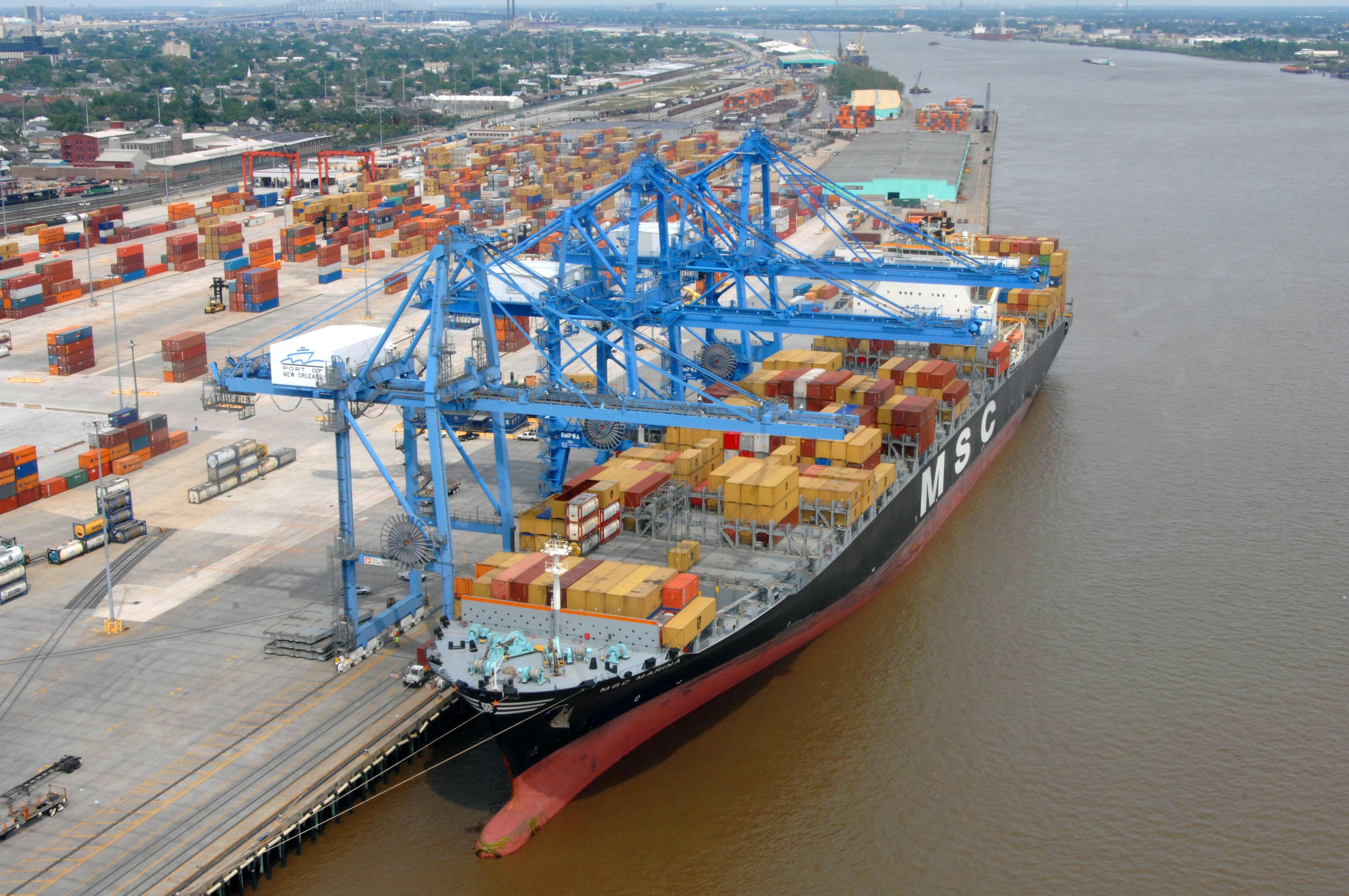 México requiere 16,000 mdd de inversión para impulsar el sector portuario, comercio