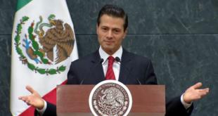 """""""Podemos decir que ya somos el sexto país más visitados en el Mundo"""", dice EPN"""