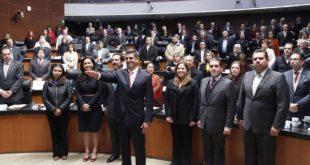 Senado elige a Héctor Marcos Díaz-Santana como titular de la Fepade