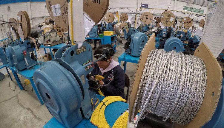 Se contrae IGAE 0.3%, su segundo retroceso en el año, actividad económica